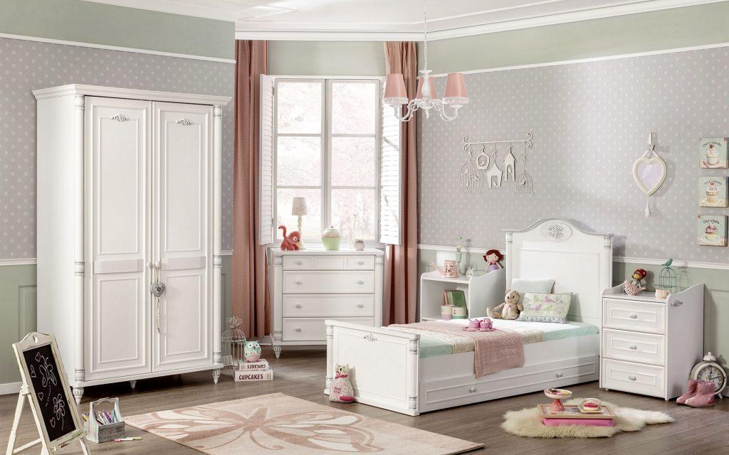 Cilek Romantic Baby Babyzimmer-Set