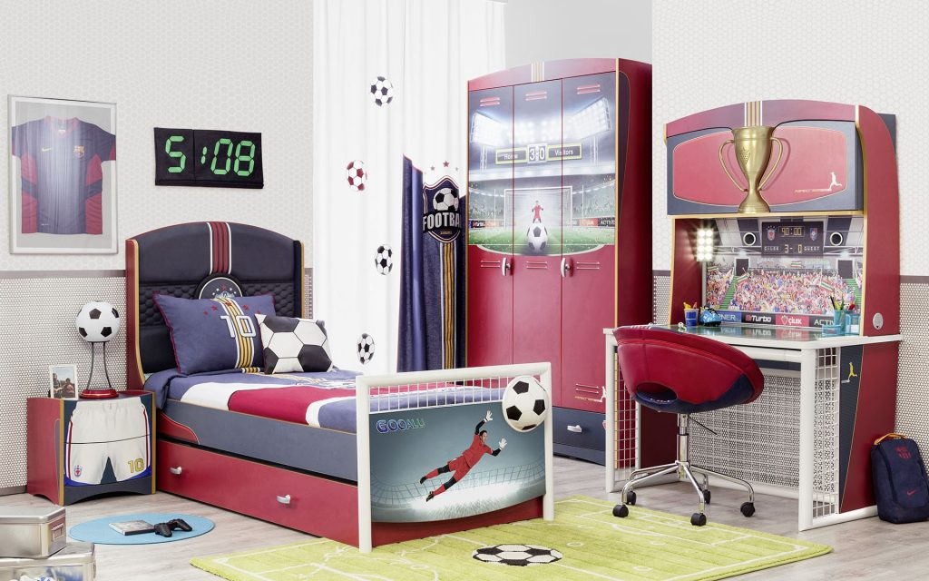 Cilek Football Zimmer-Set