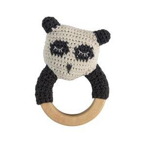 Sebra Häkel-Rässel, Panda