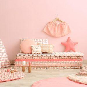 Essaouira scales pink