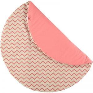 Apache zigzag pink