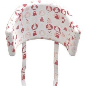 Flexa Kissen für Hochstuhl, Rosa