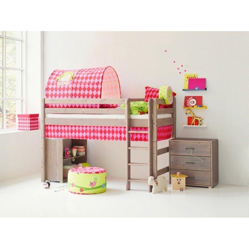 h hle prinzessin mit steppdecke f r alle betten und fussb den. Black Bedroom Furniture Sets. Home Design Ideas