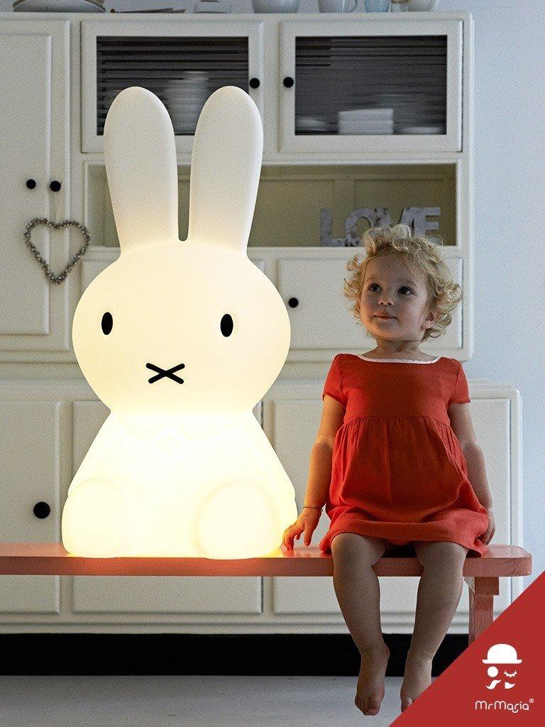 mr maria miffy lampe gr sse xl bei panda kinderm bel. Black Bedroom Furniture Sets. Home Design Ideas
