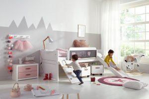 Für Eltern, Die Ihren Kindern Mehr Als Ein Bett Geben Möchten, Empfiehlt  Panda Kindermöbel Beispielsweise Lifetime LIMITED EDITION Bett Mit Rutsche  Und ...