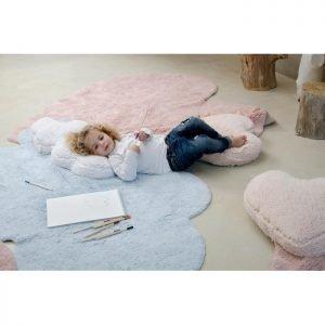 Lorena Canals Kinderteppich Kinderteppich Puffy Love 1