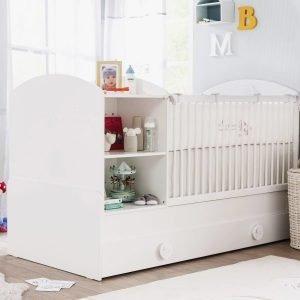 ein bett von der geburt bis ins schulkindalter 0 12 jahre panda kinderm bel. Black Bedroom Furniture Sets. Home Design Ideas