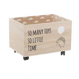 Bloomingville Spielzeugbox auf Rollen 2