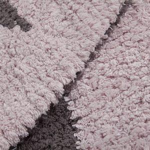 Lorena Canals waschbarer Kinderteppich Wendeteppich Star Pink 2