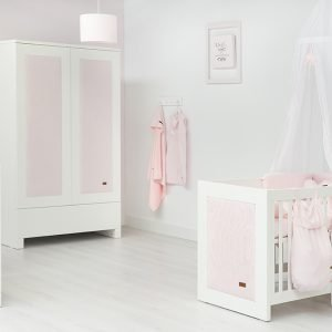 Baby`s only Betthimmel babyrosa