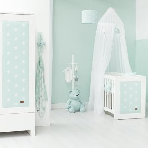 Baby`s only Babyzimmer mintgrün