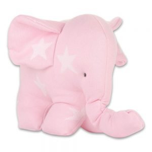 Baby`s only Elefant star rosaweiss 1