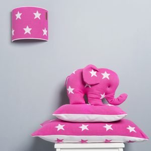 Baby`s only Elefant star mintweiss