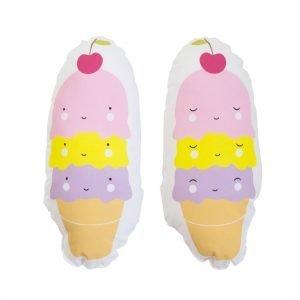 Ice Cream Cone Kissen 2