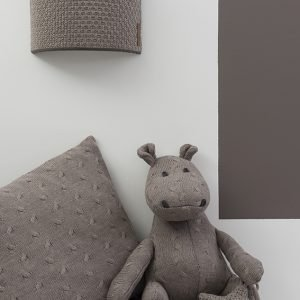 Baby`s only Kissen 40x40cm taupe 2