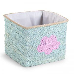 Box aus Maisblätter
