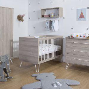 Ironwood Ashen Babybett Zimmer