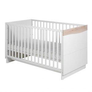 Wave Natur Babyzimmer Bett