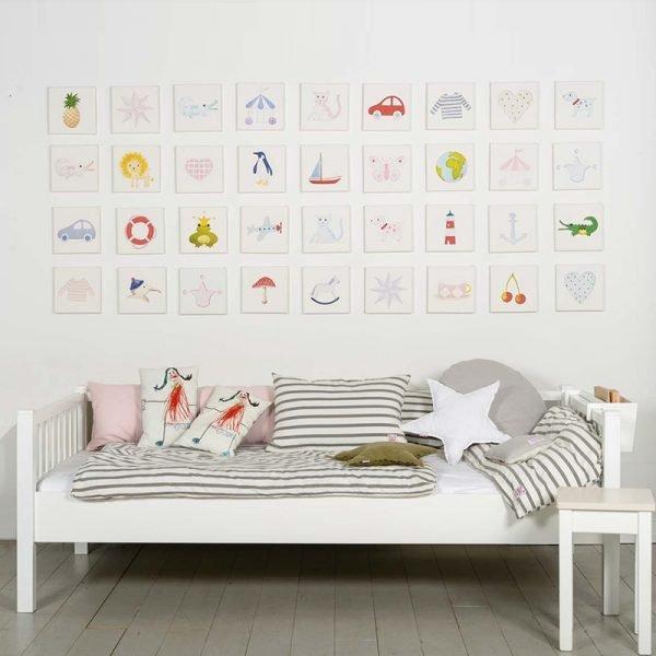 das edle couchbett von isle of dogs ist ein wahres schmuckst ck. Black Bedroom Furniture Sets. Home Design Ideas