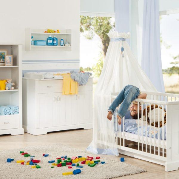 Cottage babyzimmer set von geuther bei panda kinderm bel - Babyzimmer geuther ...