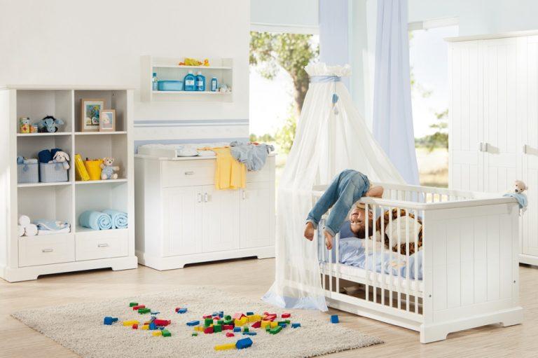 Cottage Babyzimmer Set von Geuther bei Panda Kindermöbel