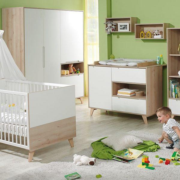 Mette babyzimmer set von geuther bei panda kinderm bel - Babyzimmer geuther ...