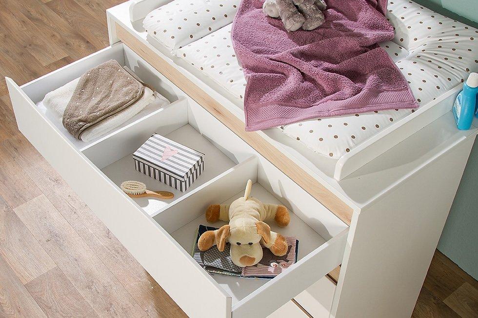 Wave natur babyzimmer set von geuther bei panda kinderm bel - Babyzimmer geuther ...