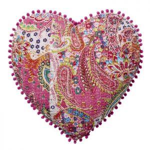 Kissen Heart Pocahontas
