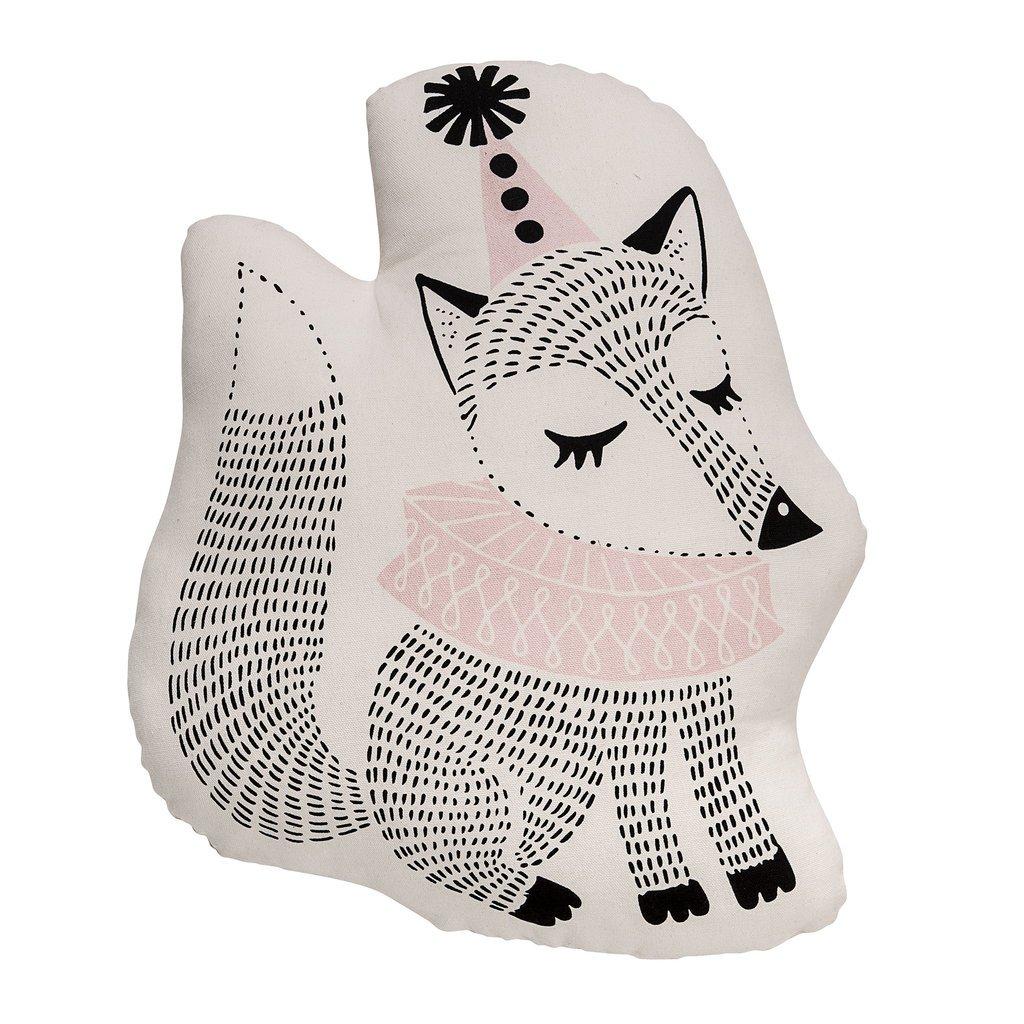 kissen zirkusfuchs von bloomingville mini bei panda kinderm bel. Black Bedroom Furniture Sets. Home Design Ideas
