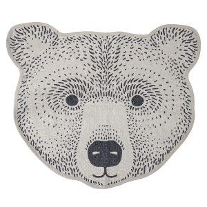 Kinderteppich Bär