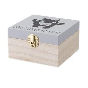 Box mit Schloss