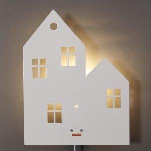 Wandlampe Haus