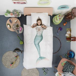 Bettwäsche Mermaid