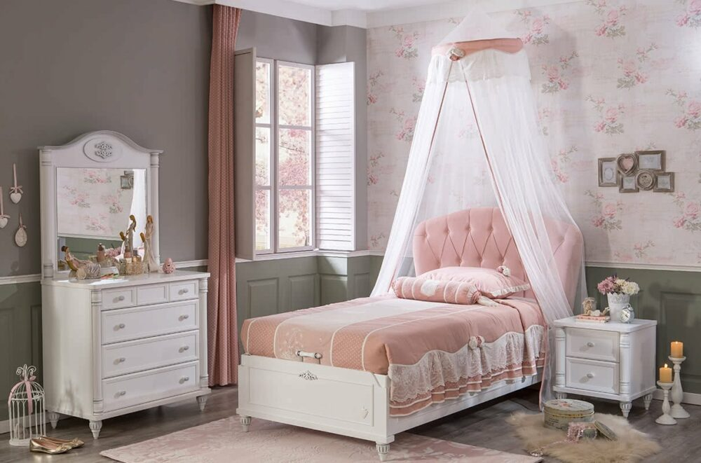 Romantic Zimmer-Set