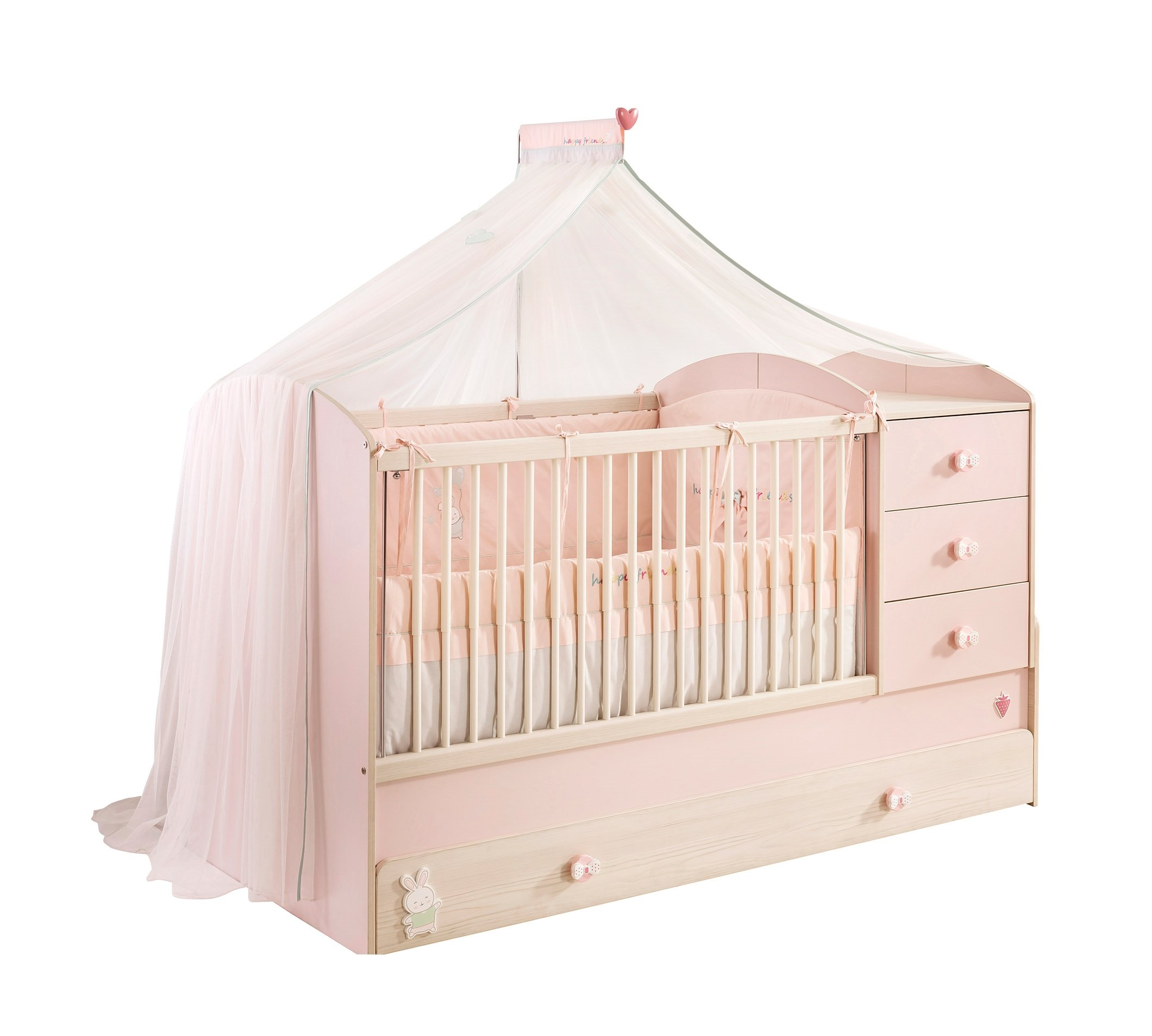 cilek baby girl betthimmel s sser himmel zum super preis. Black Bedroom Furniture Sets. Home Design Ideas
