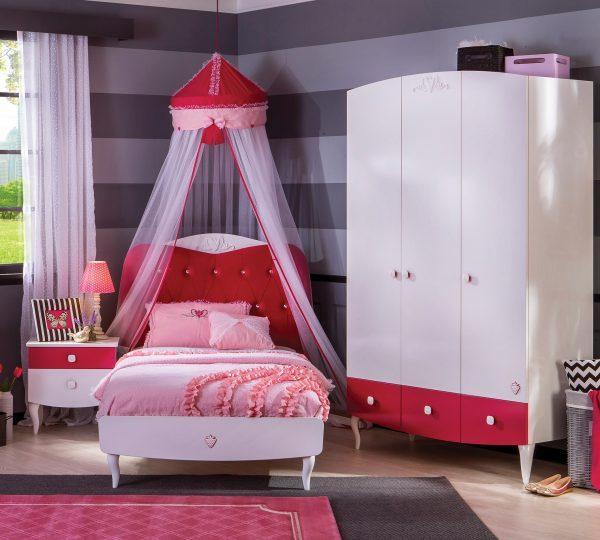 Cilek Yakut L Bett Wunderschones Kinderbett Ein Madchentraum