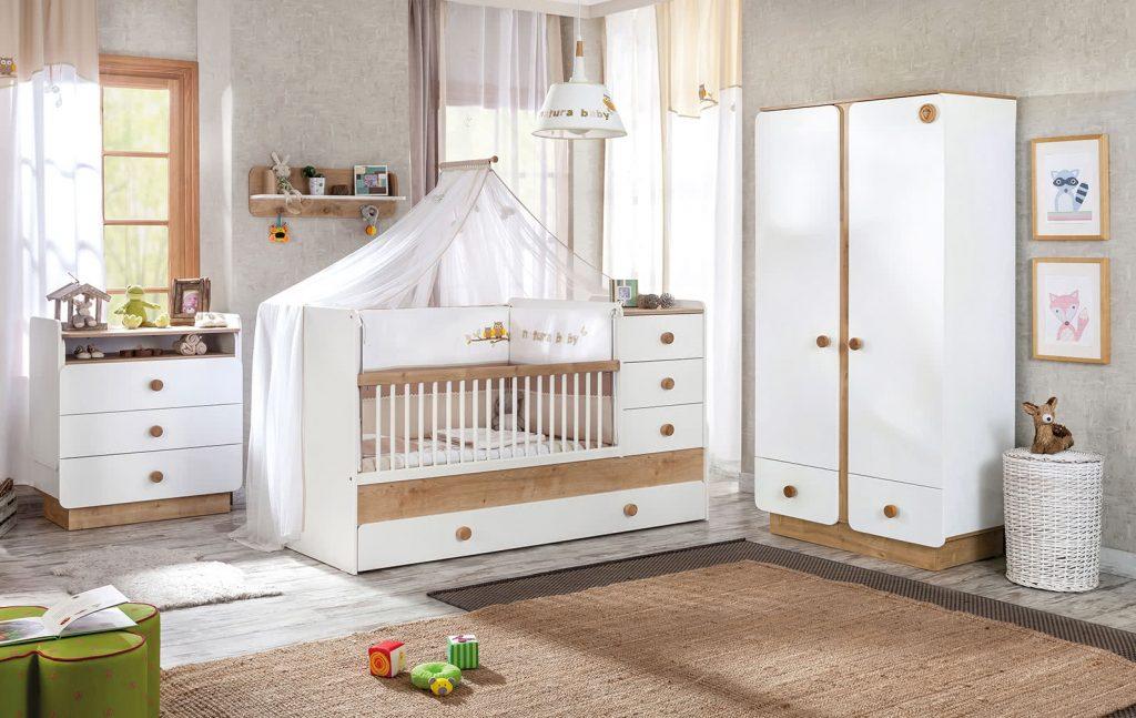 panda kinderm bel die top babyzimmer sets 2018. Black Bedroom Furniture Sets. Home Design Ideas