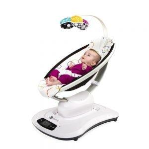 mamaRoo 4 Babywippe Multi Plush