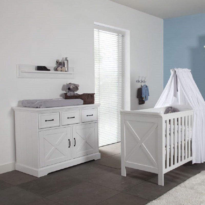 panda kinderm bel bett f r baby kinder und jugendzimmer. Black Bedroom Furniture Sets. Home Design Ideas