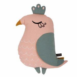 Spielkissen Vogel