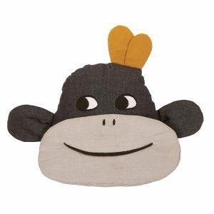Spielkissen Affe