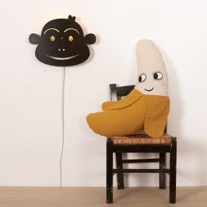 Spielkissen Banane