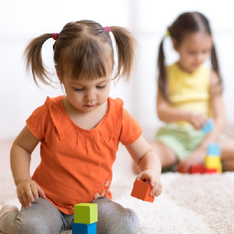 modernes kinderzimmer