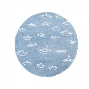 Kinderteppich Segelboote