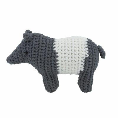 Häkel-Rassel Tip der Tapir