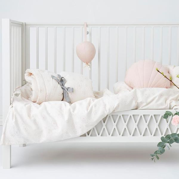 Babybett Harlequin light sand