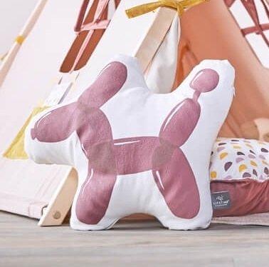 Formkissen Ballon Hund
