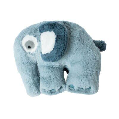 Plüschtier, Elefant, wolkenblau