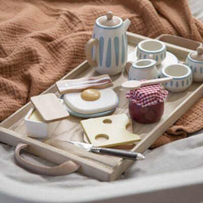 Sebra Food, Frühstück aus Holz