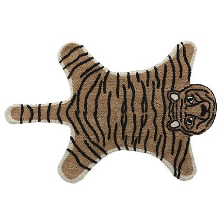Teppich Wild Life Tiger
